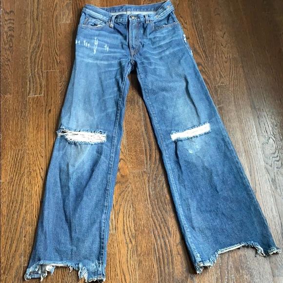 r13 Denim - R13 Midrise Jane Flare. 100% Cotton. Size 29.
